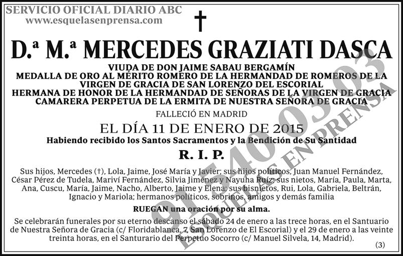 Mercedes Graziati Dasca